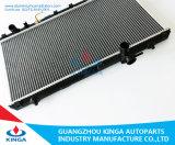 Radiador de Aluninum del cambiador de calor del sistema de enfriamiento para el Liana/2002-2007 de Suzuki Aerio 17700-54G20 en