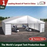 De grote Gebruikte Waterdichte Draagbare Tent van de Hangaar van Vliegtuigen voor Verkoop