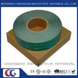 소통량 (CG5700-OG)를 위한 진한 녹색 다이아몬드 급료 안전 사려깊은 테이프