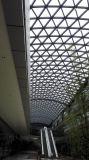 Fachada exterior decorativa del vidrio de revestimiento para la azotea del edificio de oficinas