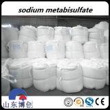 Het Natrium Metabisulfite van de Rang van het Voedsel van de Levering van China
