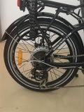 """Neues faltendes Lithium hinteres elektrisches Fahrrad En15194 (JSL039S-1) des Motornabe 250W 20 """""""