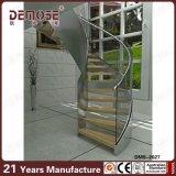 Medida más reciente de madera Escalera de instalación (DMS-2027)