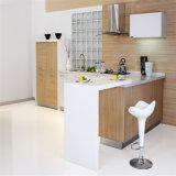 カンボジアのプロジェクト(kc2070)のためのN及びL Chipboardの台所家具