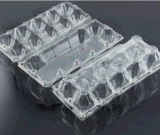 De plastic Machine van Clamshell Thermoforming