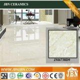 Azulejo de suelo vitrificado pulido porcelana esmaltado mármol (JM6738D9)