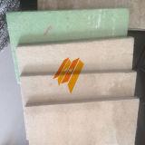 Panneaux de plafond minéraux de fibre de derrière favorable à l'environnement