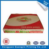 Het aangepaste Kleurrijke Vouwbare Vakje van het Document voor de Verpakking van de Pizza