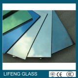 4mm-12mm clairs, glace r3fléchissante solaire verte, grise, bleue