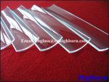 Lastra di vetro del quarzo del silicone dell'arco della radura di elevata purezza