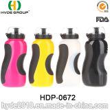 2017 новых продуктов BPA освобождают пластичную бутылку спорта с сторновкой, бутылкой воды спорта PE пластичной (HDP-0672)