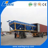 Wante Machinery Qt4-25 100 Ton Hydraulic Press Block Machine para Concrete Bricks