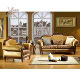 Il sofà antico del tessuto ha impostato (NCS31)
