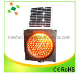 300mm LED Sonnenkollektor-Verkehrszeichen-Licht