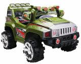 Fahrt auf Jeep mit Fernsteuerungs
