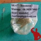 근육 Growthing CAS 159752-10-0를 위한 Sarms 분말 Mk 677 Ibutamoren 노출량