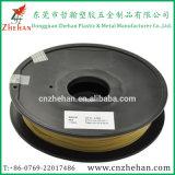 1.75mm Dissolvable / impression de l'imprimante PVA 3D 3mm Filaments