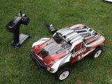 Caminhões de controle remoto da bateria RC do 1:10 do carro de competência do carro