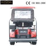 Vehículo eléctrico del golf de Seaters de la batería 2