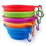Любимчик шара силикона складывая Portablebowls для шаров любимчика шара питьевой воды собаки