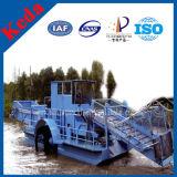 물 위드 절단 준설선의 좋은 효율성
