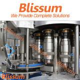 Terminar a linha planta de enchimento automática da água de frasco 12000bph