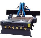 L'asse di rotazione di legno dell'Italia del router di CNC di alta precisione di CNC è facoltativo