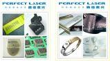 etiqueta de plástico del laser de la fibra del metal de 10W 20W 30W