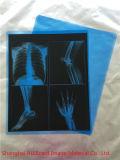 ¡Muestra libre! ¡! Película de radiografía médica/película médica del azul de la radiografía
