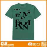 T-shirt de sport de l'impression des hommes