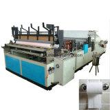 トイレットペーパーのペーパー製造業機械を開始する方法