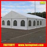 De industriële Vuurvaste Waterdichte OpenluchtdieTent van de Opslag in Tent Fastup wordt gemaakt