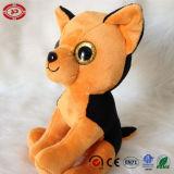 Hundegrosser Augen-Familien-netter Plüsch angefülltes weiches Spielzeug