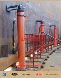 システム上下建設用機器のエレベーターか持ち上げ装置の上でタンクまたは自動タンクLiftertankの油圧に持ち上がることのための油圧持ち上がるシステム