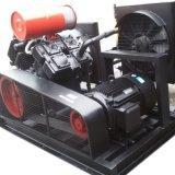 compressor de ar Reciprocating de alta pressão elétrico do pistão do MPa 20MPa 30