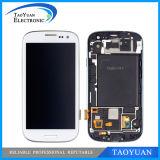 Zubehör für Bildschirm-Bildschirmanzeige der Samsung-Galaxie-S3 I9300 LCD, für S3 I747 LCD Screen-Analog-Digital wandler