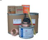 銅の上塗を施してあるMIG/MAGワイヤー(ER50-3/ER70S-3)