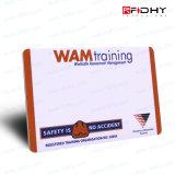 13.56 MHz MIFARE DESFire 4k RFIDのスマートな名刺