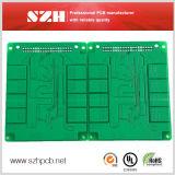 Carte à circuit imprimé multicouche d'or de submersion de 1.6mm