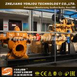 Precio gradual horizontal de la bomba de agua diesel