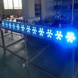 5in1 de goedkope Prijs dreef Aanvullinge 9PCS 15W Rgbaw Uplight aan