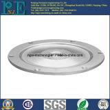 Commande numérique par ordinateur d'approvisionnement de la Chine usinant la bride d'aluminium de haute précision