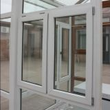UPVC Window Profile con Different Sections