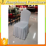Gekräuselter Wedding Stuhl-Deckel für Hotel Chiavari Stuhl (JC-YT1631)