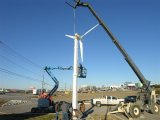 Wind Turbine System에 Grid 5kw