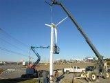 sistema de la turbina de viento de la en-Rejilla 5kw