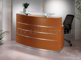 Самомоднейший высокий лоснистый l таблица приема формы стеклянная верхняя (SZ-RT036)