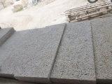 Pietra beige gialla arrugginita del ciottolo della pietra del cubo della pietra per lastricati del granito del granito G682