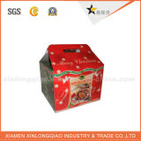 Boîte en carton de cadeau/boîte-cadeau de empaquetage pour Noël