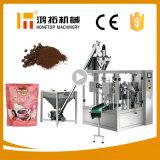 Máquina de embalaje bolsa para polvo del café
